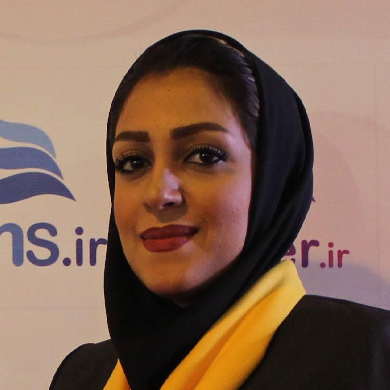 Personnels(Miss Arezoo Karimi)