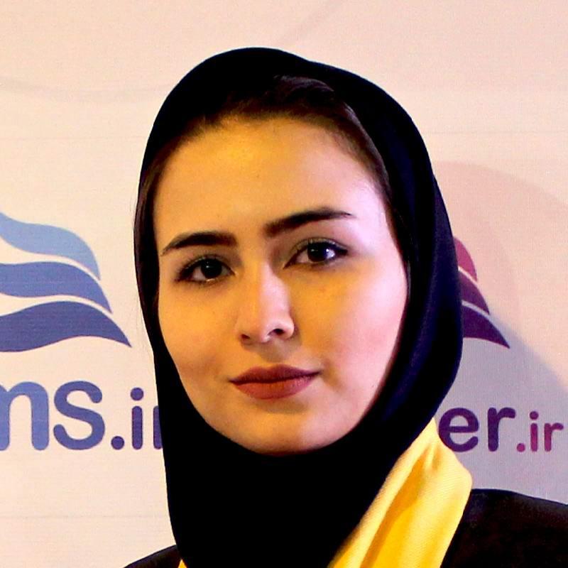 Personnels(Miss Maedeh Sadafi)