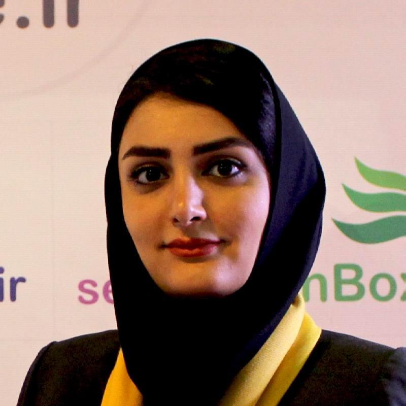Personnels(Miss Shahrzad Mazhari)