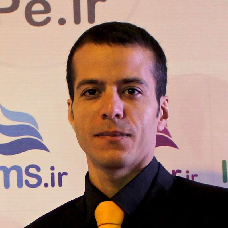 Personnels(Mr Mostafa Tehrani)