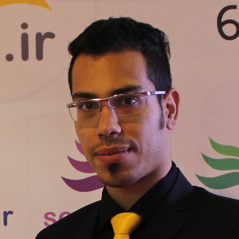 Personnels(Mr Sajjad Shahbazi)
