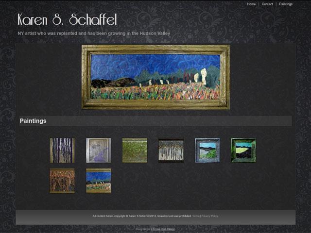 سایت،گالری آنلاین هنرمندان